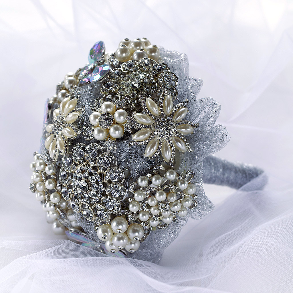 Brooch Bouquet for wedding サンプル1