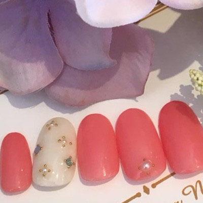 Bijou Fleur Nail / ビジューフルールネイル